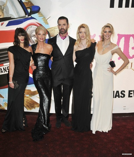 """St Trinian's 2: The Legend Of Fritton's Gold"" World Premiere"