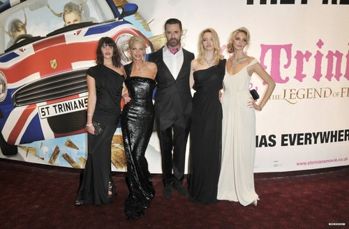 """""""St Trinian's 2: The Legend Of Fritton's Gold"""" World Premiere"""