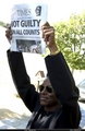Trial Photos / June 2005 / June 13, 2005 - Acquittal - michael-jackson photo