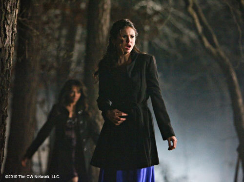 1x19 'Miss Mystic Falls' (NEW STILLS!) - damon-and-elena Photo