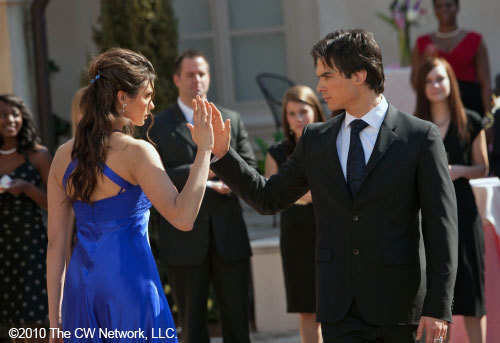 1x19 'Miss Mystic Falls' (NEW STILLS!)