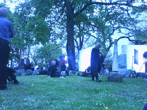 A Nighmare on Elm mitaani, mtaa (2010) on set