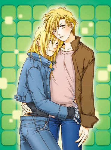 Al and Ed! <3