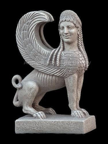 Greek Gods And Demigods Images Ancient Greek Sphinx Met