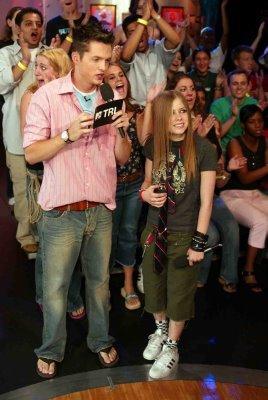 Avril Live Bilder