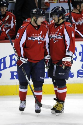 Backstrom/Ovechkin