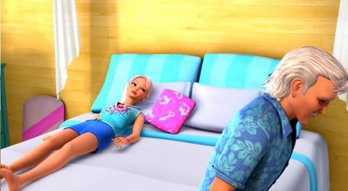 búp bê barbie in A Mermaid Tale