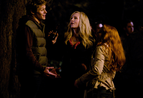 TVD - Behind the Scenes