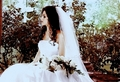 Bella Cullen in wedding dress