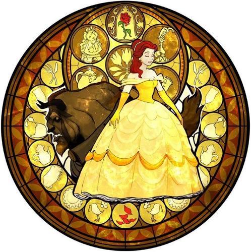 Disney Princess wallpaper titled Belle
