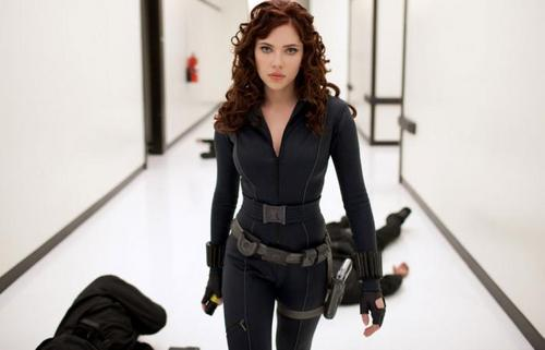 Black Widow - iron-man Photo