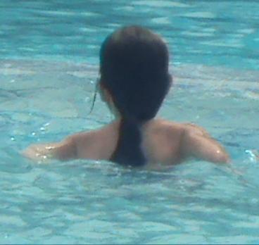 Blanket's Swimming Lessons