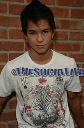 Boo Boo Stewart Hintergrund called BooBoo Stewart new outtakes