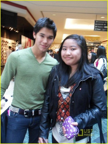 Booboo Stewart Inspires A Little Love