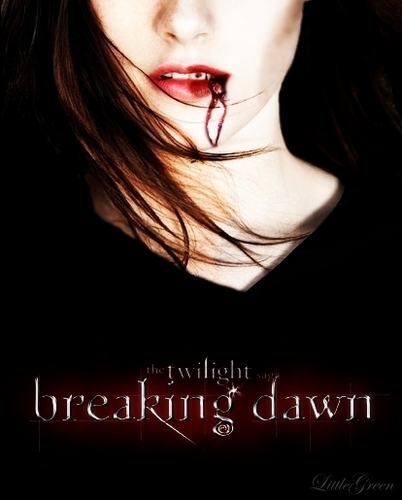 Breaking Dawn -Poster Collection