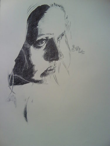 Buffy (SMG Sketch)