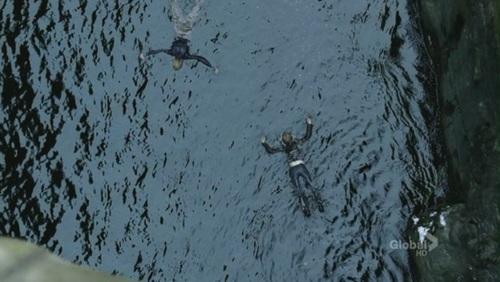 Cal & Chloe's Death (Harpers Island)
