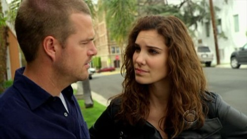 NCIS: Los Angeles Обои titled Callen & Kensi