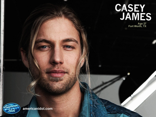 American Idol wallpaper called Casey James