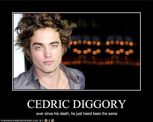 Harry Potter Vs. Twilight wallpaper called Cedric Diggory