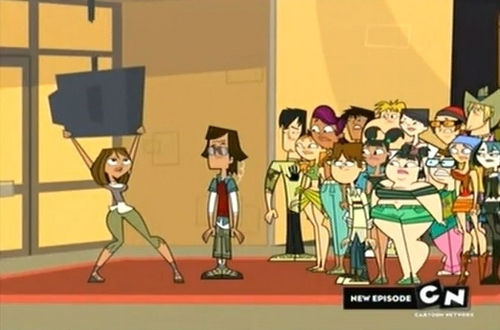 Celebrity Manhunt's Total Drama Action Reunion Special.