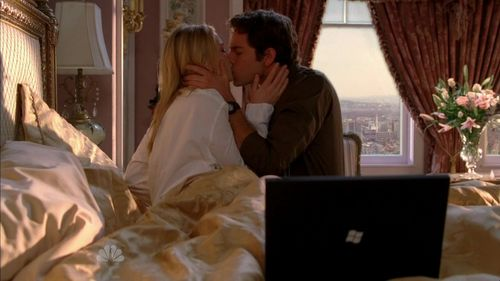 Chuck and Sarah Kiss!!! (the Other Guy)