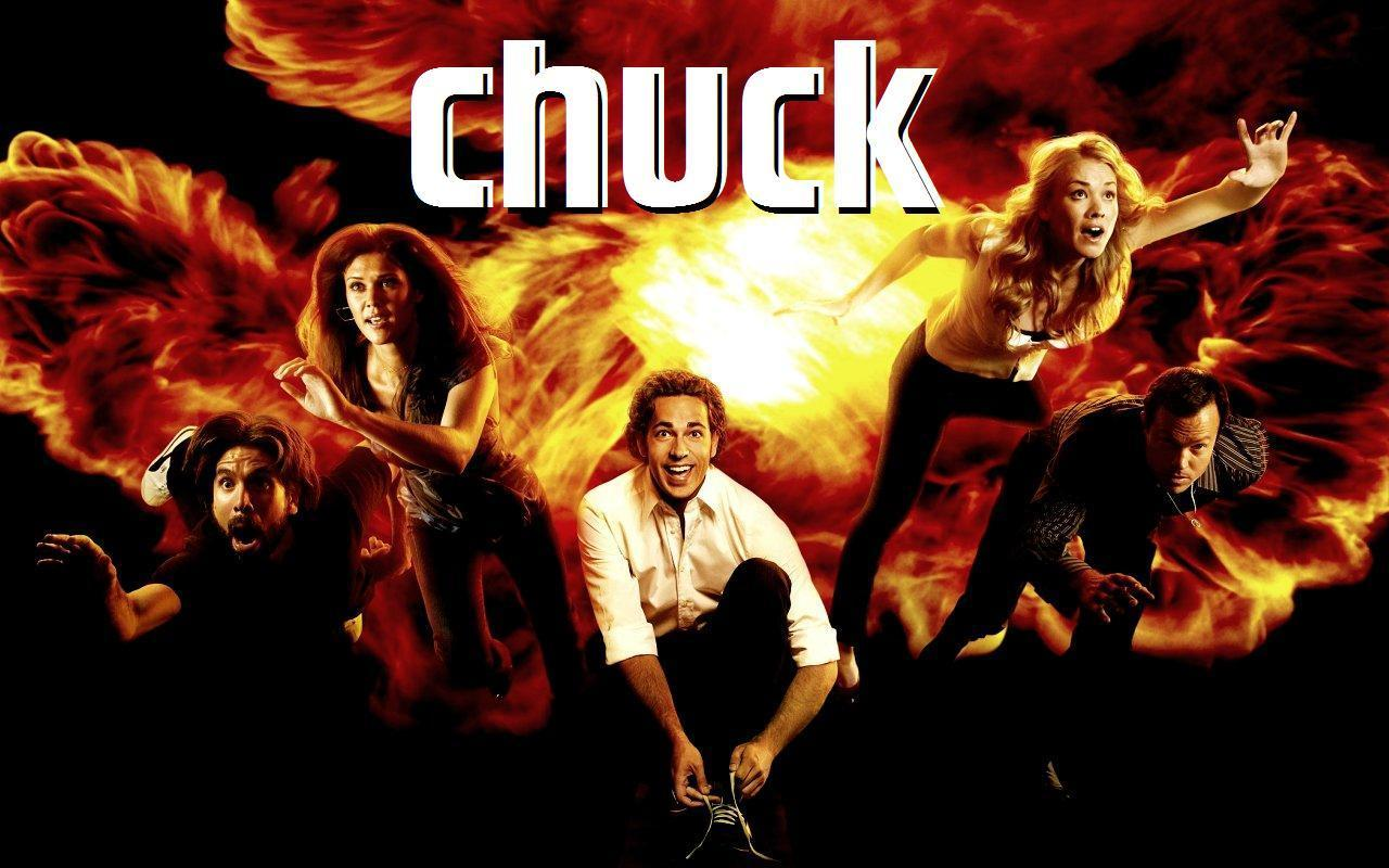 Chuck  - Chuck Wallpap...