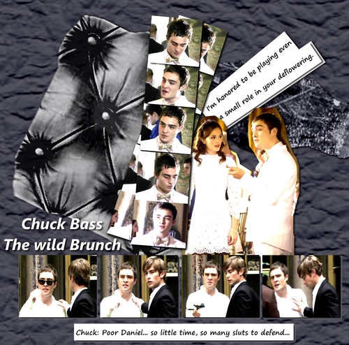 Chuck - the wild brunch, brunch du