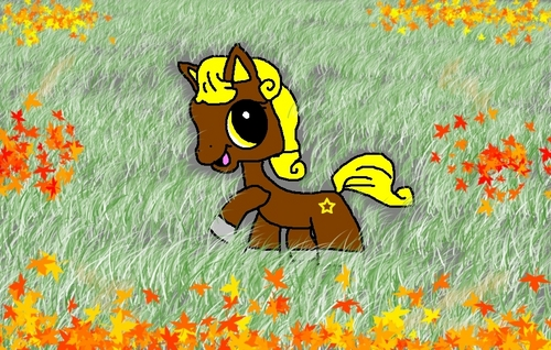 Clicky as a horsey!