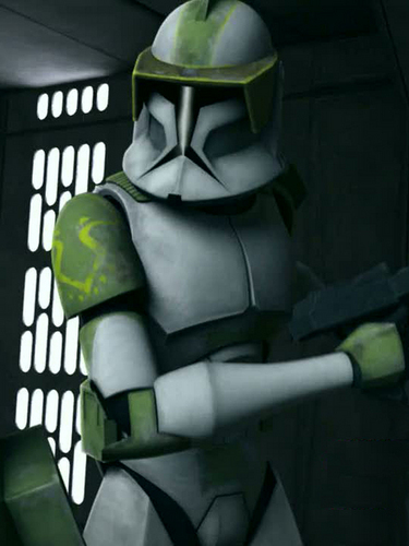Captain Rex wallpaper called Clones and Rex