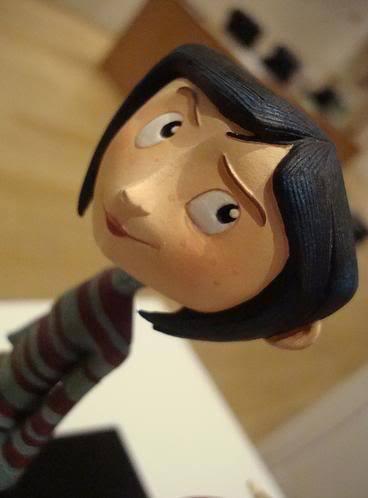 Coraline fond d'écran entitled Coraline