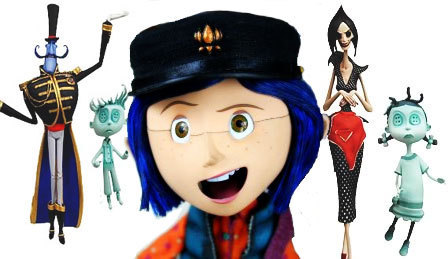 Coraline wallpaper titled Coraline