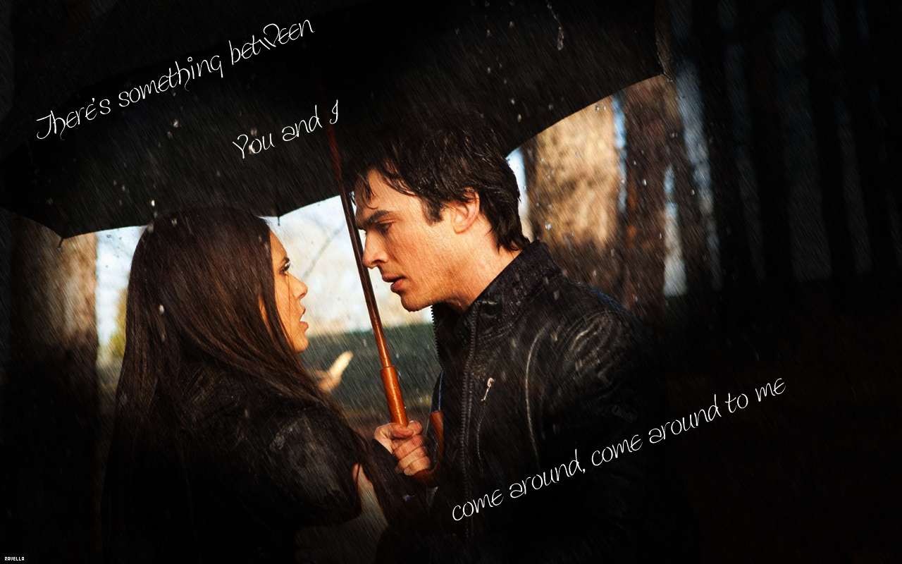 D/E - Damon & Elena Wallpaper (11348741) - Fanpop