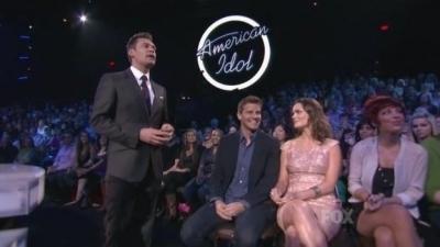 David & Emily at American Idol