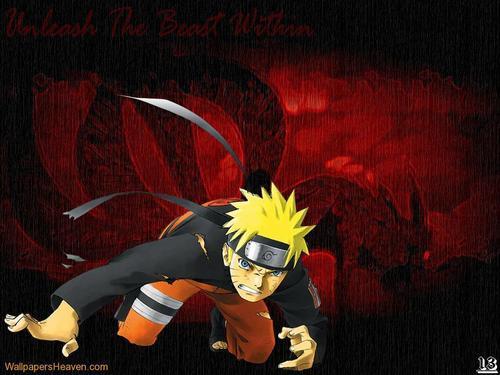 Demon-fox-Naruto