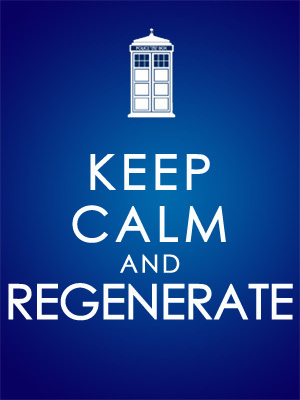 Doctor Who wallpaper titled Keep Calm