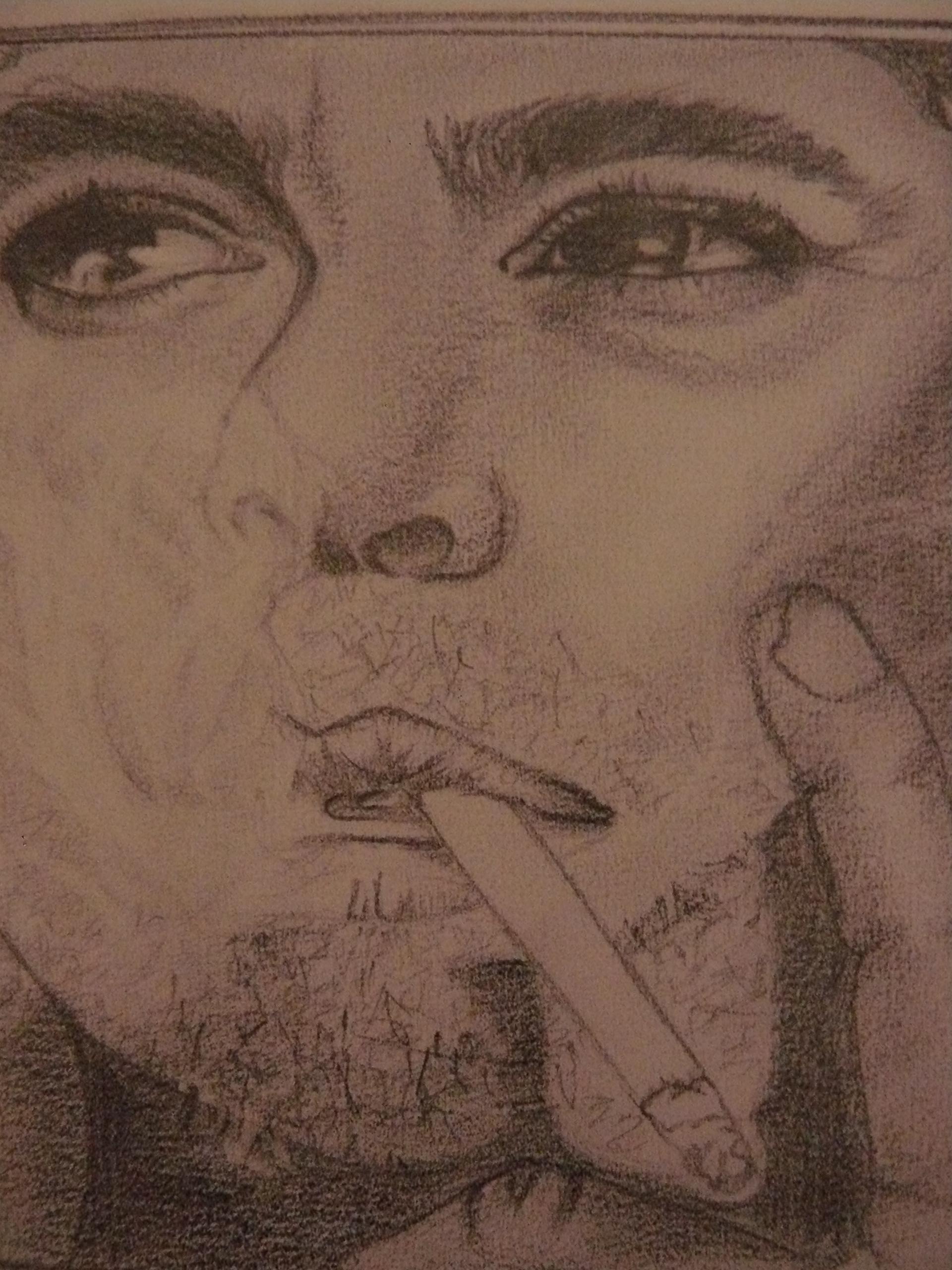 Drawings of Robert