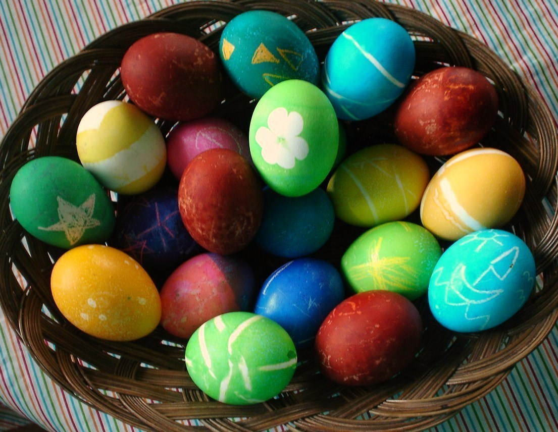 Easter Eggs - Easter Photo (11399207) - Fanpop