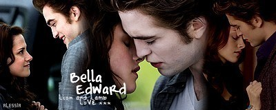 Edward&Bella - bella-swan Fan Art
