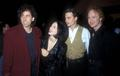 EdwardScissordhands Premiere - johnny-depp-and-winona-ryder photo