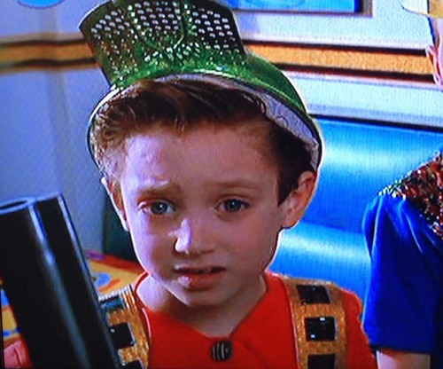 Elijah Wood in Back to the Future III