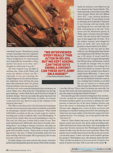 Entertainment Weekly April 9, 2010 Scans