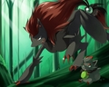 Evolutionary Legendaries? - legendary-pokemon wallpaper