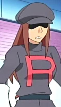 Female Team Rocket Grunt