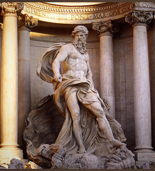 Opinions on neptune mythology - Poseidon statue greece ...