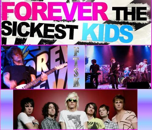 Forever the sickest kids Обои
