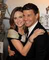 Fox Celebrates Bones 100th Episode - demily photo