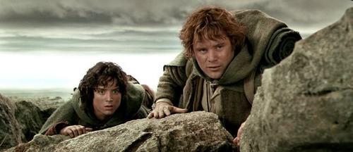 Frodo & Sam