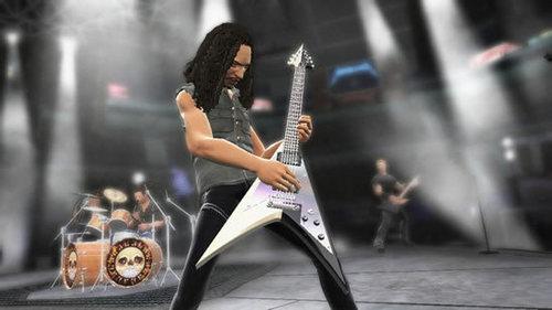 GH 메탈리카 Kirk Hammett