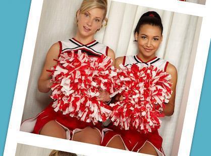 Glee Cast - cáo, fox bức ảnh Booth bức ảnh Shoot